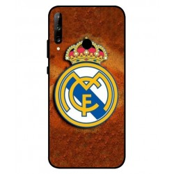 Durable Real Madrid Cover For Huawei P40 Lite E