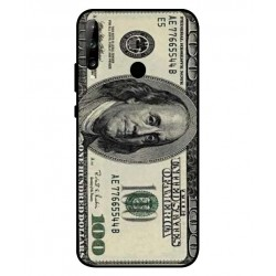Durable 100 Dollar Note Cover For Huawei P40 Lite E