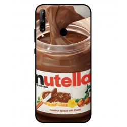 Durable Nutella Cover For Huawei P40 Lite E
