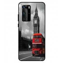 Durable London Cover For Huawei P40 Pro