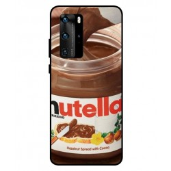 Durable Nutella Cover For Huawei P40 Pro