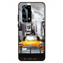 Durable New York Cover For Huawei P40 Pro Plus