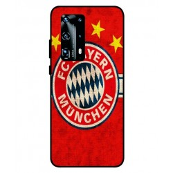 Durable Bayern De Munich Cover For Huawei P40 Pro Plus