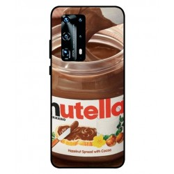 Durable Nutella Cover For Huawei P40 Pro Plus