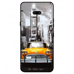 Durable New York Cover For LG G8X ThinQ