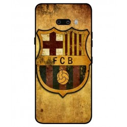 Durable FC Barcelona Cover For LG G8X ThinQ