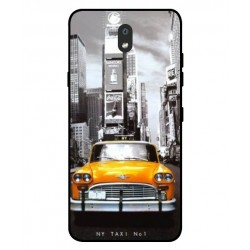 Durable New York Cover For LG K30 2019
