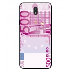 Durable 500 Euro Note Cover For LG K30 2019