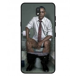 Durable Obama On The Toilet Cover For LG K30 2019