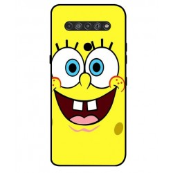 Durable SpongeBob Cover For LG K51S