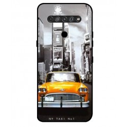 Durable New York Cover For LG K51S