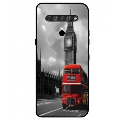 Durable London Cover For LG K51S