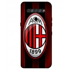 Durable AC Milan Cover For LG K51S