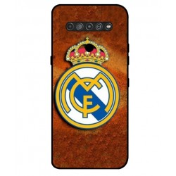 Durable Real Madrid Cover For LG K51S