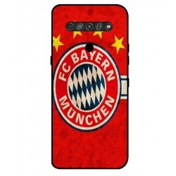 Durable Bayern De Munich Cover For LG K51S