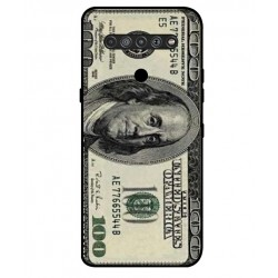 Durable 100 Dollar Note Cover For LG K51S