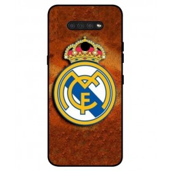 Durable Real Madrid Cover For LG Q51