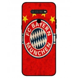 Durable Bayern De Munich Cover For LG Q51
