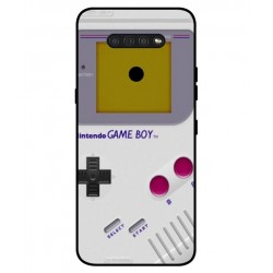 Durable GameBoy Cover For LG Q51