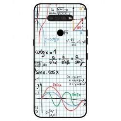 Durable Mathematics Cover For LG Q51