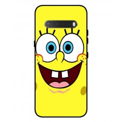 Durable SpongeBob Cover For LG V60 ThinQ 5G