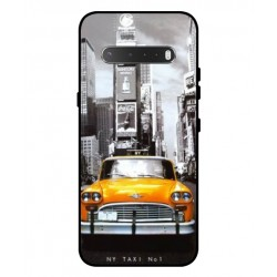 Durable New York Cover For LG V60 ThinQ 5G