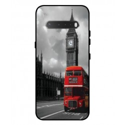 Durable London Cover For LG V60 ThinQ 5G