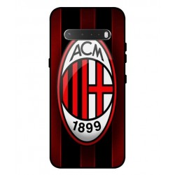 Durable AC Milan Cover For LG V60 ThinQ 5G