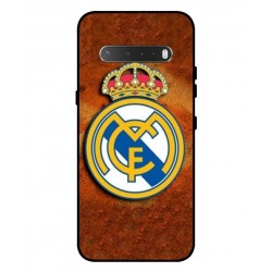 Durable Real Madrid Cover For LG V60 ThinQ 5G