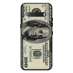 Durable 100 Dollar Note Cover For LG V60 ThinQ 5G