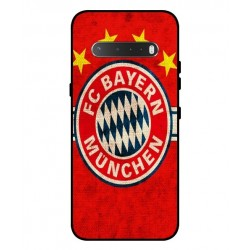 Durable Bayern De Munich Cover For LG V60 ThinQ 5G
