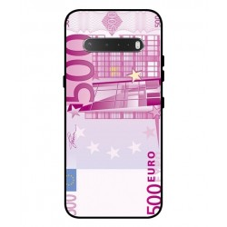 Durable 500 Euro Note Cover For LG V60 ThinQ 5G