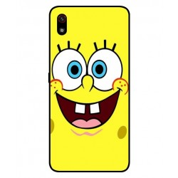 Durable SpongeBob Cover For LG W10 Alpha