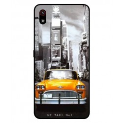 Durable New York Cover For LG W10 Alpha