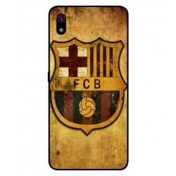 Durable FC Barcelona Cover For LG W10 Alpha