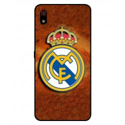 Durable Real Madrid Cover For LG W10 Alpha
