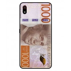 Durable 1000Kr Sweden Note Cover For LG W10 Alpha