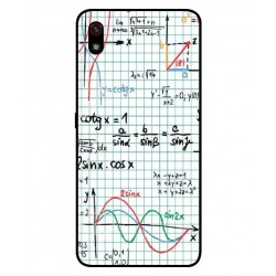 Durable Mathematics Cover For LG W10 Alpha