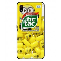 Durable TicTac Cover For LG W10 Alpha