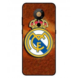 Durable Real Madrid Cover For Nokia 5.3