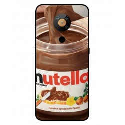 Durable Nutella Cover For Nokia 5.3