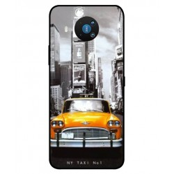 Durable New York Cover For Nokia 8.3 5G