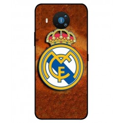 Durable Real Madrid Cover For Nokia 8.3 5G