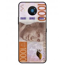Durable 1000Kr Sweden Note Cover For Nokia 8.3 5G