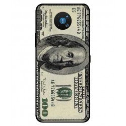 Durable 100 Dollar Note Cover For Nokia 8.3 5G