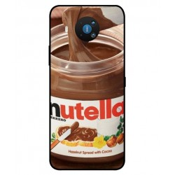 Durable Nutella Cover For Nokia 8.3 5G