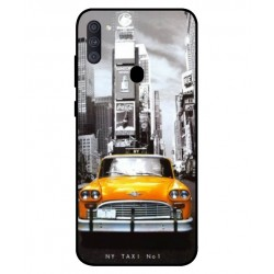 Durable New York Cover For Samsung Galaxy A11