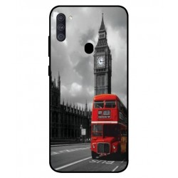 Durable London Cover For Samsung Galaxy A11