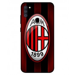 Durable AC Milan Cover For Samsung Galaxy A11