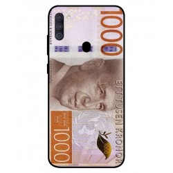 Durable 1000Kr Sweden Note Cover For Samsung Galaxy A11